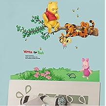 Babyzimmer wandgestaltung winnie pooh  Suchergebnis auf Amazon.de für: winnie pooh wandtattoo