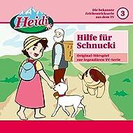 03: Hilfe für Schnucki (Original-Hörspiel zur legendären TV-Serie)