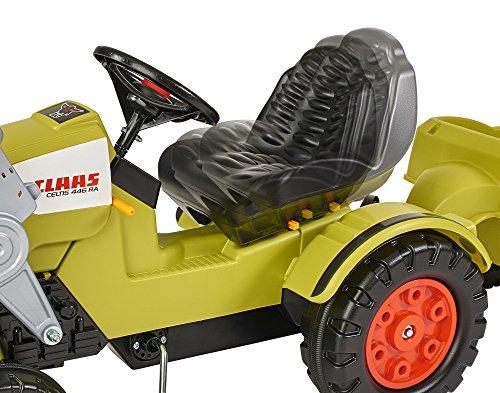 Imagen principal de BIG - Tractor con remolque para niños (80 005 6560)