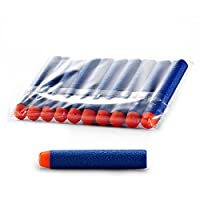 100pcs 7.2cm Refill Bullet Darts for Nerf N-strike Elite Series Blasters Kid Toy Gun