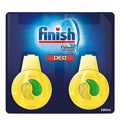 Finish Spülmaschinen-Deo Citrus und Limette (1 x 2 Stück)