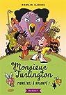 Monsieur Turlington - Monstres à volonté ! par Gadiou