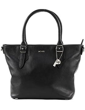 PICARD Sugar 8735 Tasche Damen Henkeltasche Echt Leder Handtasche 24x21x9 cm (BxHxT)