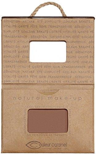 Couleur Caramel Ombre À Paupepières Mate 80 Chocolat