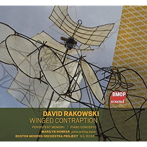 David Rakowski: Winged Contraption by Boston Modern Orchestra Project (2009-02-10)