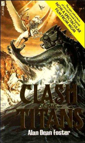 Clash of the Titans (A Futura book) PDF Kindle - rtoDrusa