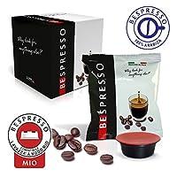 Questo prodotto è composto da 8 confezioni Bespresso contenenti ognuna 50 capsule compatibili con tutte le macchine che usano capsule LAVAZZA * A MODO MIO. Per i più esperti, 100% Arabica, per un caffè corposo, dall'aroma persistente. Allo st...