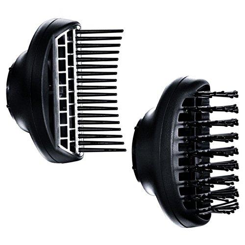 Braun Aufsätze für Haartrockner Bürste und Kamm