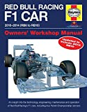 Red Bull Racing F1 Car Manual 2nd Edition: 2010-2014 (RB6 to RB10) (Owners' Workshop Manual)