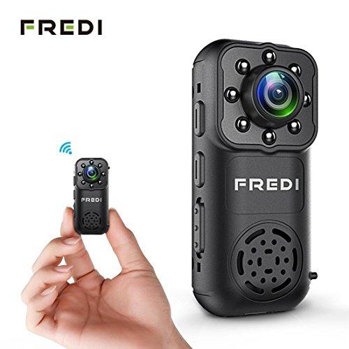 Sehr, sehr gute Mini Überwachungskamera