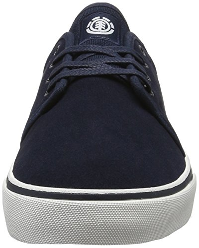 Element Darwin Herren Sneakers, Baskets Basses Homme Bleu - Blau (21 Navy)