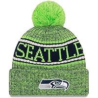 A NEW ERA Era NFL Seattle Seahawks 2018 Sideline Reverse Sport Knit