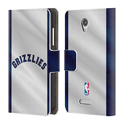 t Memphis Grizzlies Brieftasche Handyhülle aus Leder für Lenovo B / Vibe B (Nba-memphis)