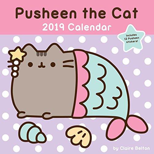 Search Results. Pusheen The Cat Calendar