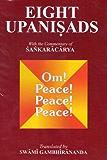 Eight Upanishads, with the Commentary of Sankaracarya, Vol. I