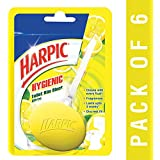 Hygienic Toilet Rim Block, Citrus, 26 g (Pack of 6)