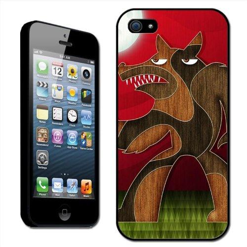 Fancy A Snuggle Hartschalenhülle für Apple iPhone 5, -