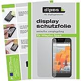 dipos I 6X Schutzfolie matt passend für Wileyfox Spark Folie Bildschirmschutzfolie
