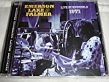 CD.EMERSON LAKE AND PALMER LIVE 71 BRUSSELS .UNRELEASED. SOUNDBOARD .+TARKUS 24M