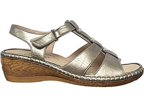Cushion Walk - Scarpe con cinturino alla caviglia da ragazza' donna Pewter
