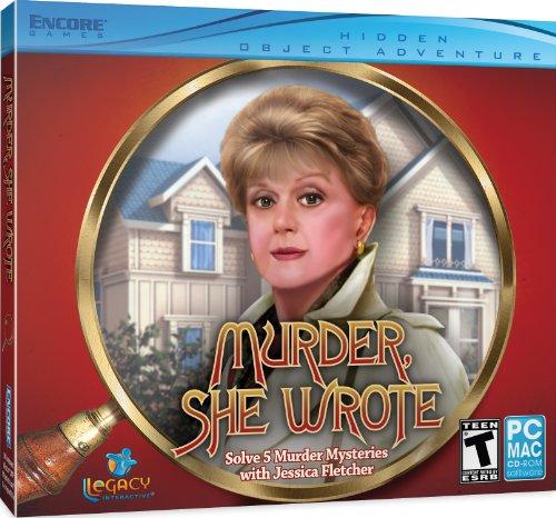 Encore 24350 Murder She Wrote Jc Spiel