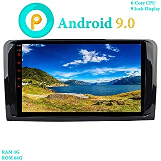 XISEDO-9-Android-90-Autoradio-6-Core-RAM-4G-ROM-64G-In-Dash-Car-Radio-Autonavigation-fr-Mercedes-Benz-MLGL