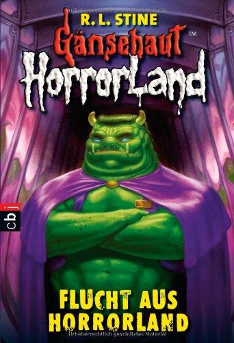 Gänsehaut HorrorLand - Flucht aus HorrorLand