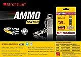Strontium Ammo 64GB 3.0 USB Pen Drive (Silver)