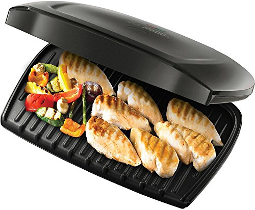 george-foreman-18912-grill-family-rducteur-de-graisse-10-portions