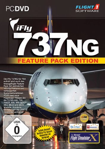 Ifly 737NG Feature Pack Edition ...
