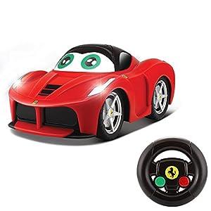 Bburago Maisto Francia-91000-Vehículo de función-Junior Ferrari My First RC Surtido