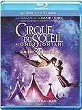 Cirque du Soleil: Worlds Away (Blu-ray 3D + Blu-ray) [Region Free]