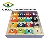 Cyclop TV Pool Ball Set
