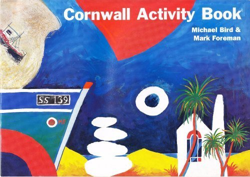 Cornwall activity book