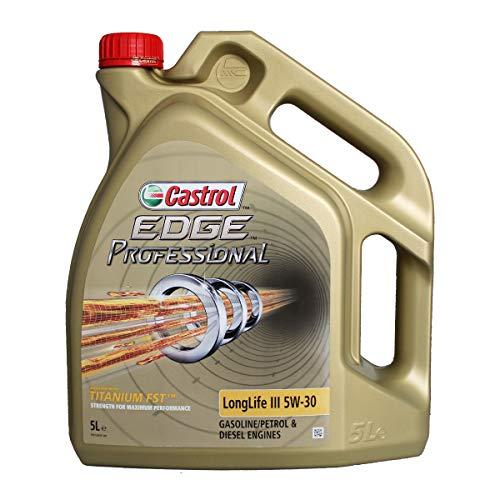 Castrol Edge Professional 5W-30* * 5litri * * VW50400/50700