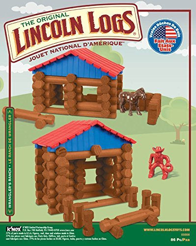 knex-lincoln-logs-wranglers-ranch-set-86-pieces-by-lincoln-logs