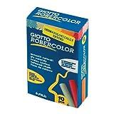 SoBazar - Boîte de 10 craiesde couleur Giotto