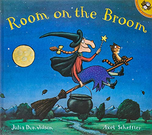 Room on the Broom Picture Puffins