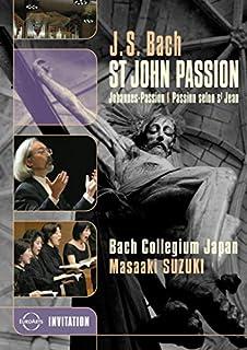 Bach, Johann Sebastian - Johannespassion (NTSC)