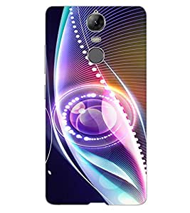 ColourCraft Digital Image Design Back Case Cover for LENOVO VIBE K5 NOTE PRO