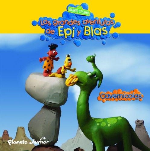 Las grandes aventuras Epi Blas. Cavernícolas Barrio