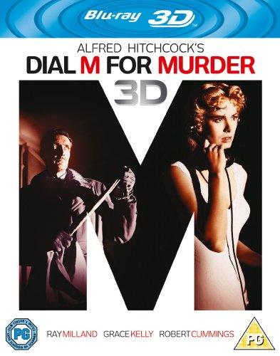 Bild von Bei Anruf Mord [Blu-Ray] [Region Free] (Deutsche Sprache. Deutsche Untertitel)