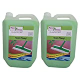 #10: Sparklean Neem Phenyl Floor Cleaner 5 Litre Combo (Pack of 2)