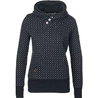 Ragwear Sweater Damen CHELSEA DOTS 1721-30010 Coral Coral 4005