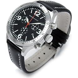 Aristo ME 5031L Chronograph - Messerschmitt - Pilot Watch
