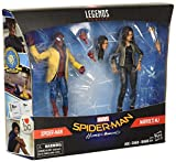 Marvel Spider-Man: Homecoming Legends Spider-Man & MJ Action Figure 2-Pack