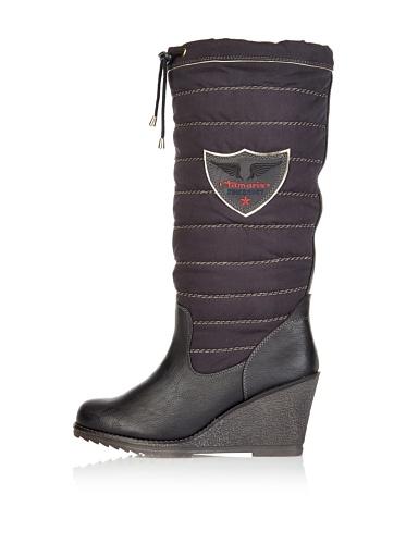 Tamaris 26604 Snow Boot Black Boots Black