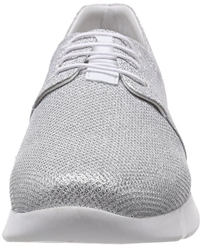 Inuovo 6068, Baskets Basses femme Argent - Silber (SILVER-WHITE)