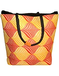 Design Villa Multi Color Multi purpose Large Size Fabric Travel Bag