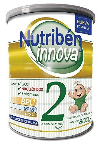 Nutribén - Leche Infantil Innova 2 desde 6 meses